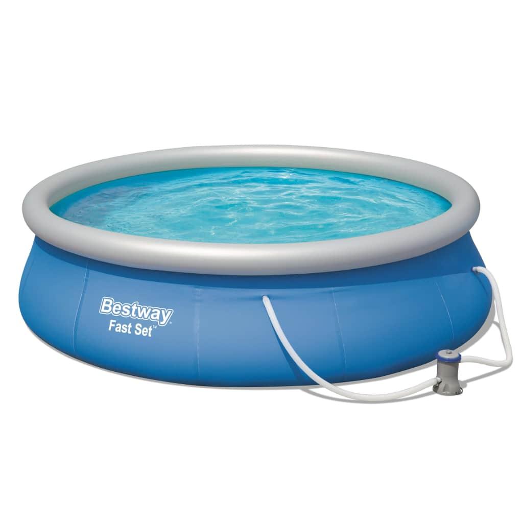 Bestway Swimmingpool-Set   Fast Set Set Set  396x84 cm 57321 269237