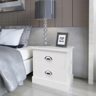 nachttisch wei landhausstil g nstig online kaufen yatego. Black Bedroom Furniture Sets. Home Design Ideas