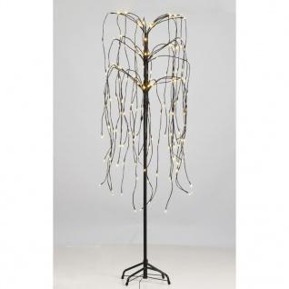 Lichterbaum hängende Zweige 150 cm 180 LEDs warm weiß