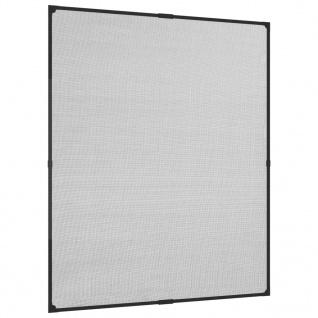 vidaXL Insektenschutz für Fenster Magnetisch 100x120 cm Fiberglas