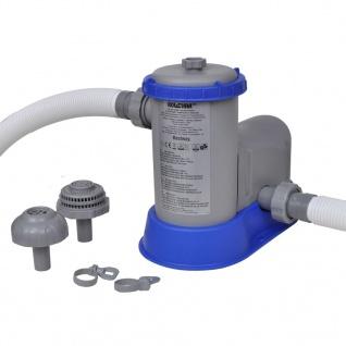 Bestway Flowclear Pool-Filterpumpe 1500 gal/h 58389