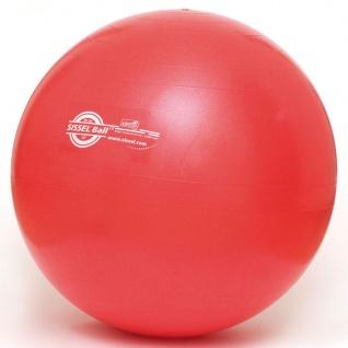 Sissel Gymnastikball 65 cm Rot SIS-160.062