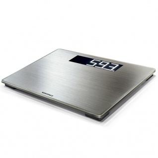 Soehnle Personenwaage Style Sense Safe 300 180 kg Silber 63867