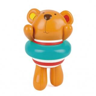 Hape Badespielzeug Teddy geht planschen E0204