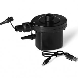 Bestway USB Luftpumpe Sidewinder 4, 8 V