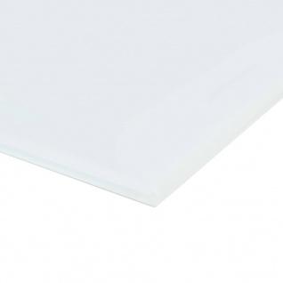 vidaXL Magnetisches Whiteboard Wandmontage Glas 60x40 cm - Vorschau 3
