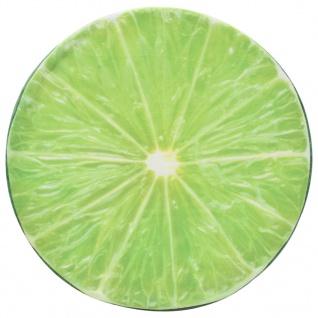 vidaXL Kissen 2 Stk. Fruchtoptik Limette - Vorschau 2