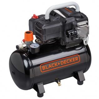 BLACK+DECKER Luftkompressor mit 12 L Tank NKBN304BND309