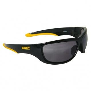 DeWalt Schutzbrille Dominator Gelb und Schwarz DPG94-2D EU