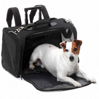 FLAMINGO Tragetasche für Haustiere Smart Trolley 54x25, 5x36, 5 cm 31470