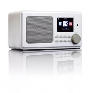 Lenco Internetradio DIR-100 Weiß