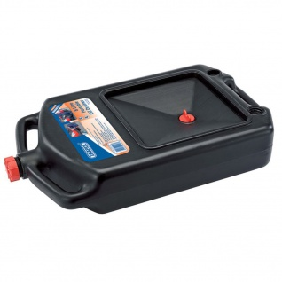 415153 Draper Tools Ölauffangkanister Tragbar 8 L 22493