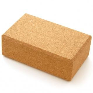 Sissel Yoga-Block Kork SIS-162.066