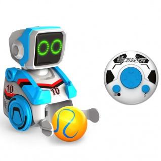 Silverlit ferngesteuerter Roboter KickaBot Blau SL54098