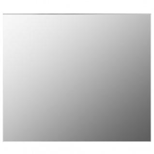 vidaXL Rahmenloser Spiegel 80x60 cm Glas