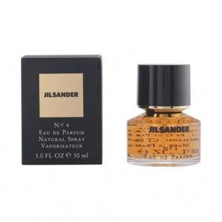 Jil Sander Eau de Parfum No.4 Damen 30 ml