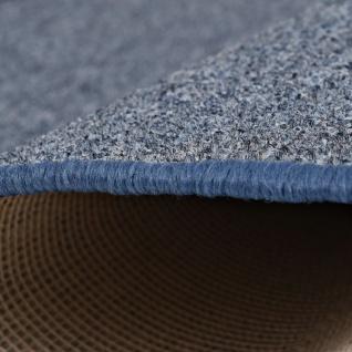 vidaXL Teppich Getuftet 120 x 180 cm Blau - Vorschau 3