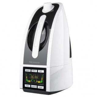 Medisana Luftbefeuchter AH 665 Weiß 30 W 4, 5 L 60068