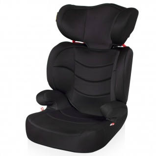 Baninni Kleinkinder-Autositz Adino Isofix 2 + 3 Schwarz