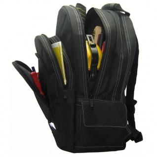 Toolpack Werkzeug-, Notebook- und Tablet-Rucksack Estimate 360.087