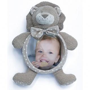 Bo Jungle B-Car & Home Rücksitz-Baby-Spiegel Kenzi der Löwe B390100