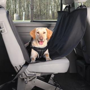 TRIXIE Auto-Schondecke für Hunde 150x135 cm Schwarz 1348