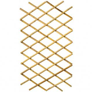 Nature Garten-Rankgitter 100x200 cm Bambus 6040722