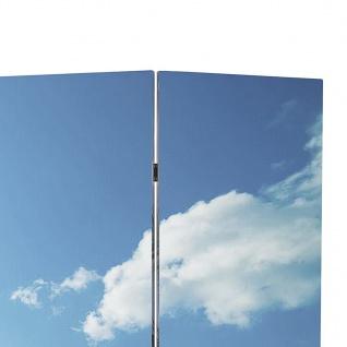 Foto-Paravent Paravent Raumteiler Strand 120 x 180 cm - Vorschau 4