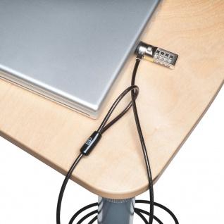 Kesington Laptop-Zahlenschloss 4-stellig Ultra - Vorschau 3
