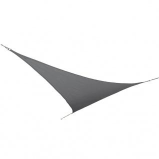 Bo-Camp Sonnensegel Dreieck Anthrazit 3, 6×3, 6×3, 6 m 4471441