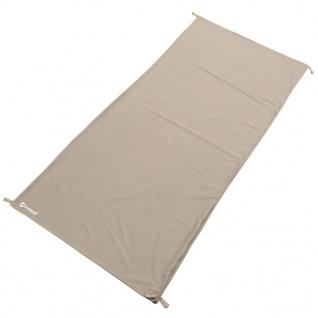 Outwell Innenschlafsack Cotton Liner Einzeln 185 x 80 cm Beige 230099