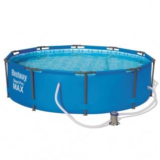 Bestway Swimmingpool-Set Steel Pro MAX 305x76 cm 56408