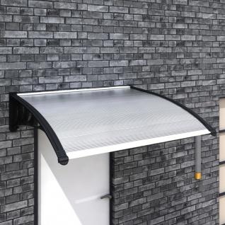 vidaXL Türvordach 150×100 cm