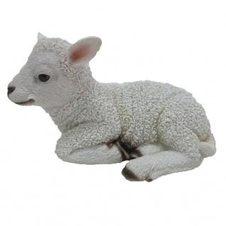 Esschert Design Lamm Liegend 17, 6×10, 8×10, 5 cm