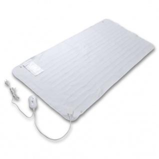vidaXL Elektrische Heizdecke Waschbar Polyester Weich 150 x 70 cm