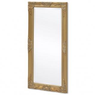 vidaXL Wandspiegel im Barock-Stil 100x50 cm Gold