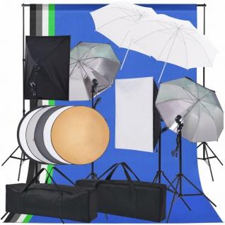 vidaXL Fotostudio-Beleuchtungsset