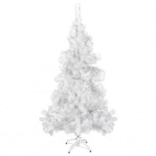 vidaXL Künstlicher Weihnachtsbaum mit Ständer 150 cm 380 Zweige