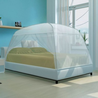 Moskitonetz Bett zwei Türe Set 200 x 180 x 150 cm