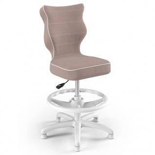 Entelo Good Chair Kinder-Bürostuhl Petit JS08 Ergonomisch Gr.4 HC+F