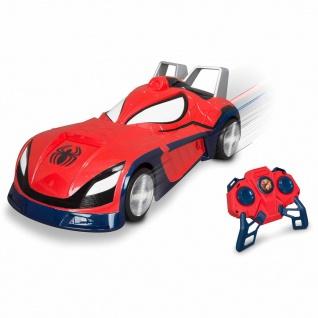 Marvel Rennwagen Spider-Man Ferngesteuert Rot 77011