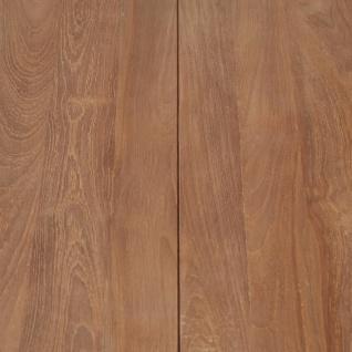 vidaXL Couchtisch Teakholz Massiv mit Natürlichem Finish 110x60x40 cm - Vorschau 2
