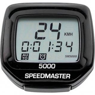 Sigma Fahrradcomputer Speedmaster 5000 05360