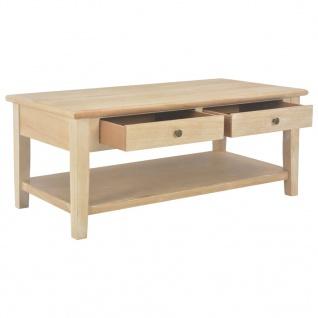 vidaXL Couchtisch 100×50×40 cm Holz - Vorschau 2