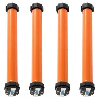 vidaXL Rohrmotoren 4 Stk. 20Nm