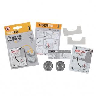 Tiger Klebesystem TigerFix Type 1 Metall 398730046