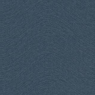 Topchic Tapete Strickmuster Blau