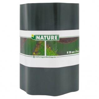 Nature Rasenkante 0, 2x9 m Grün - Vorschau 5