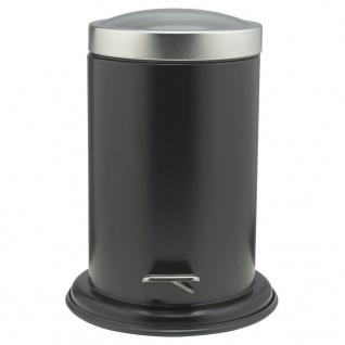 Sealskin Treteimer Acero Schwarz 3 L 361732419
