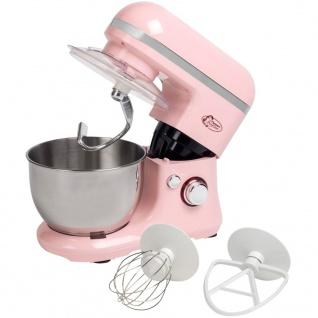 Bestron Küchenmaschine 1000 W 500 g Rosa AKM900SDP